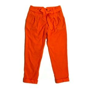 Guess by Marciano orange loose pants